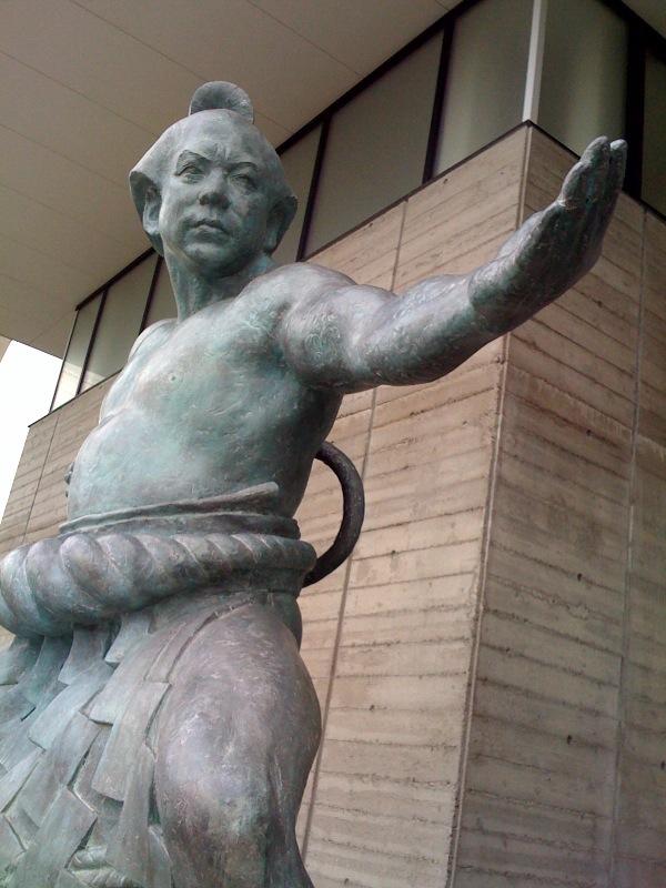 千代の富士の記念館
